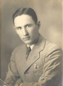 Dale Fenton, Suzanne Carpenter's father, graduated with a degree in Accounting from OAMC in the early 1930s.