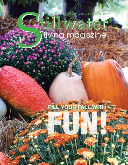 Visit one of over 40 locations around town to find your copy of the October issue to take this list with you on your adventures this fall! Click the Get the Magazine Tab for more information.