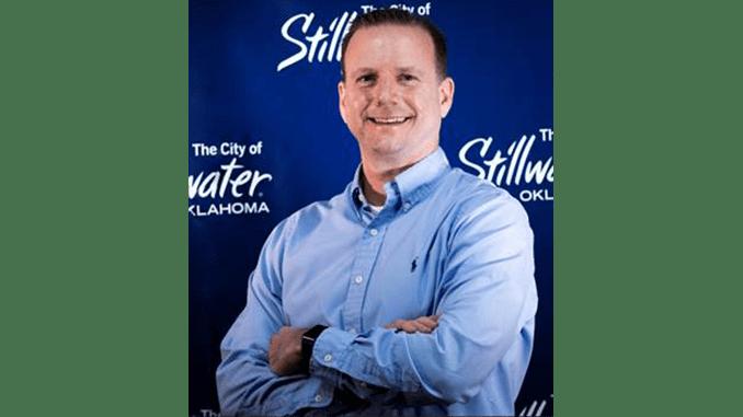 Stillwater Fire Chief Terry Essary