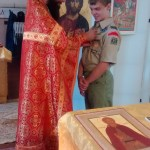 PHOTO:  St Nino Kids In Action – Boy Scout Awarded
