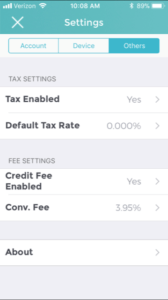 EMV Mobile Reverse My Fees