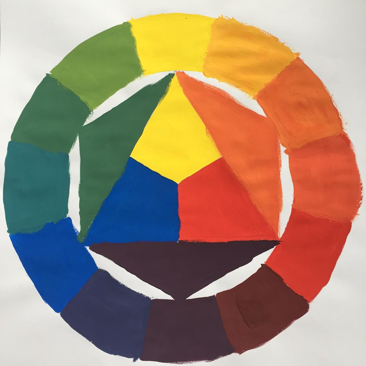 Как сделать цвет в растяжку 167