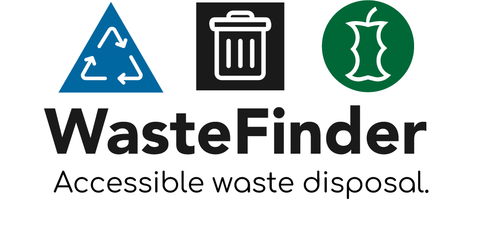 WasteFinder logo
