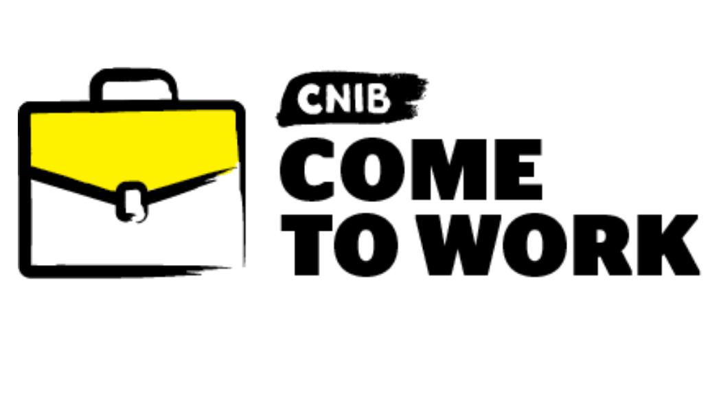 LOGO - CNIB Come to Work
