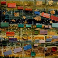 Wood, Nails, Caulk, Glass….