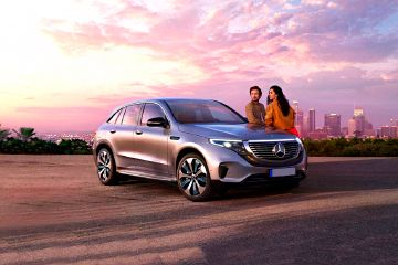 Mercedes Benz Eqc Price In India Launch Date Images Amp Specs Colours