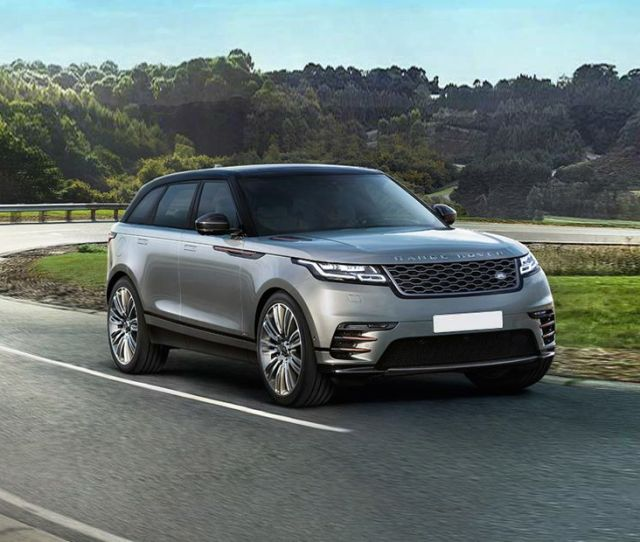 All Exterior Interior Colours Land Rover Range Rover Velar Front Left Side Image
