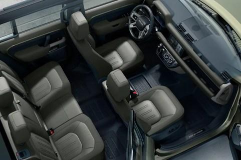Land Rover Defender Images - Defender Interior & Exterior Photos & Gallery
