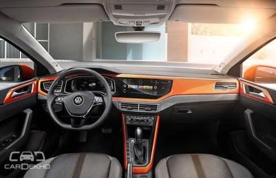 Euro-spec 2018 Volkswagen Polo