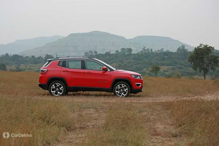 Tata Harrier vs Jeep Compass: Which SUV Offers More Space?