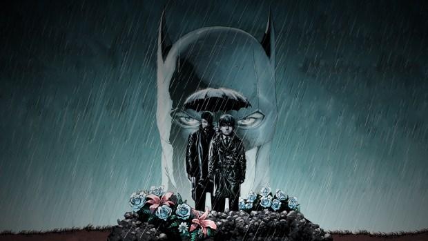 Batman Earth One Volume 1