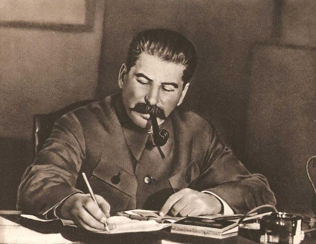 Joseph Stalin, 1949 Stimulated Boredom