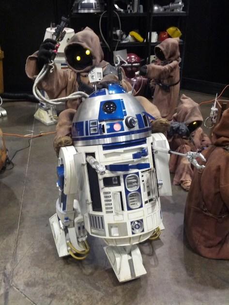 Star Wars Celebration Stimulated Boredom