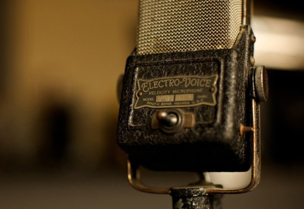 Stimulated Boredom Microphone