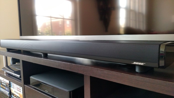 Bose Cinemate 130 Review Stimulated Boredom Soundbar Dana Sciandra