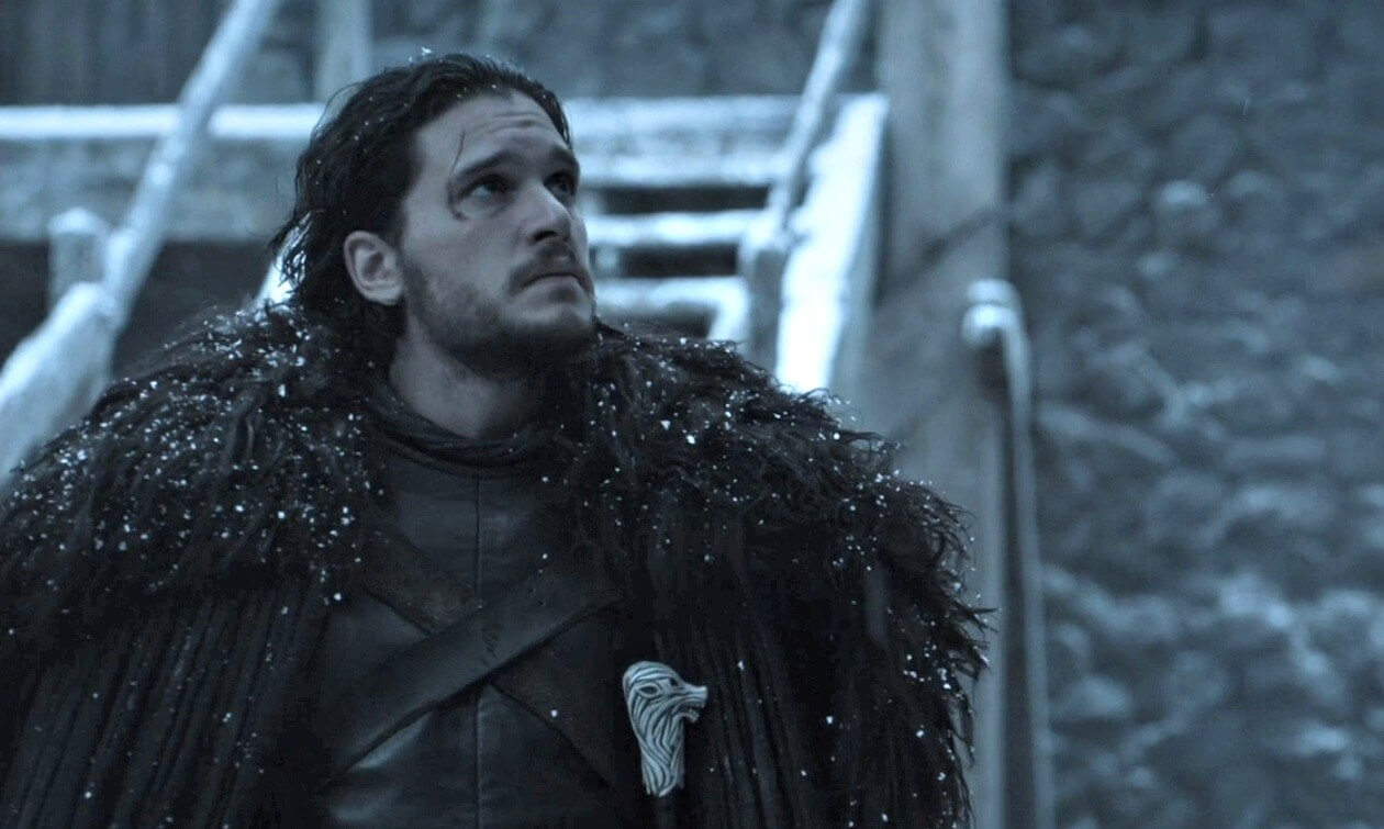"""Game of Thrones Podcast S6 E3: """"Jon Snow Drops the Mic"""""""
