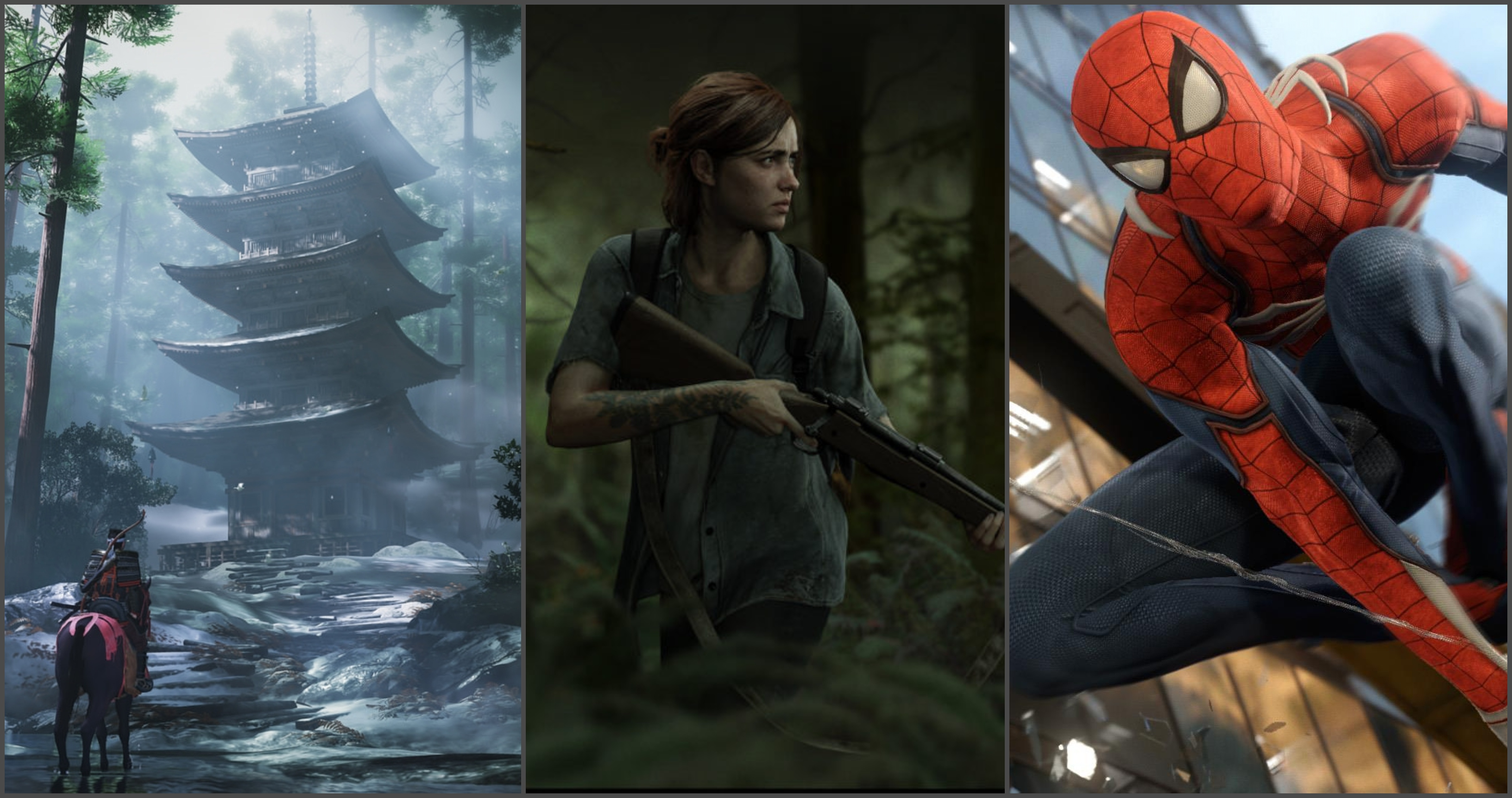 All of the Sony PS4 Exclusive Game Trailers from E3 2018