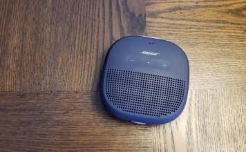 Bose SoundLink Micro Bluetooth Speaker in Midnight Blue