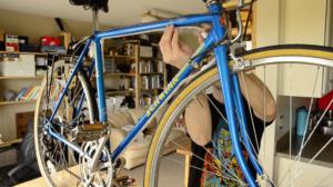 LED Light Bike