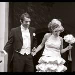 Emma och Johans bröllop