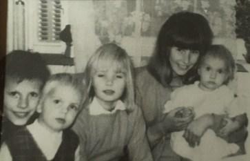 Mina syskon och min kusin