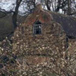 Gable End of Barn