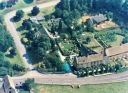 later aerial photograph