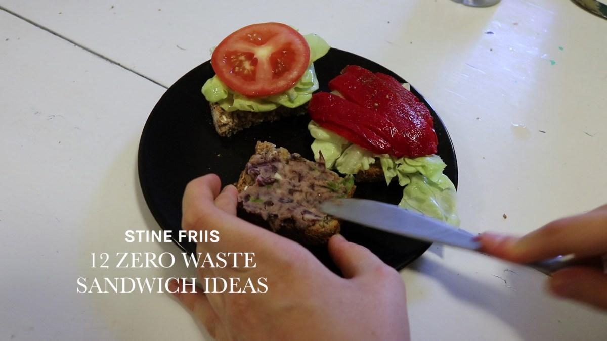 12 zero waste pålegg