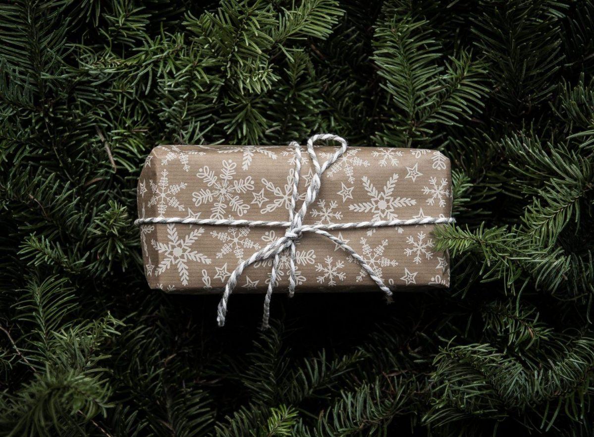 Miljøvennlig julegaveinnpakning