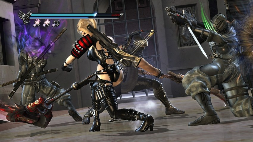 Ninja Gaiden Sigma 2 co-op