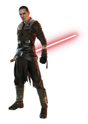Force Unleashed Starkiller