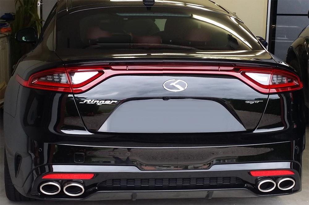 My Kia Performance >> KLexus Badge/Emblem Set - Kia Stinger dot com