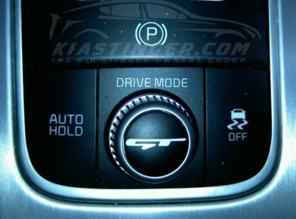 gt drive mode dial decal