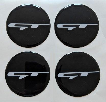 kia stinger wheel cap gt overlays