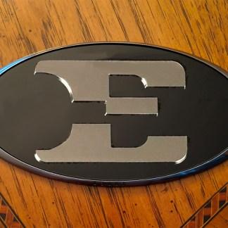 new oval e for kia stinger