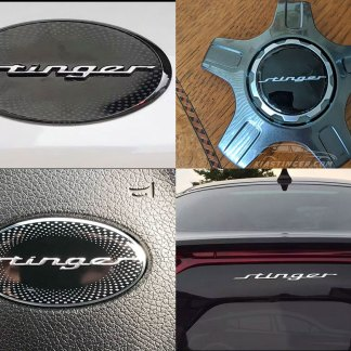 the kia stinger rebadge package