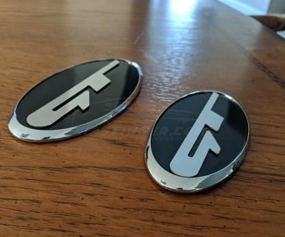 gt hood and hatch badge emblem for kia stinger