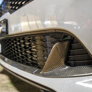 element 6 carbon fiber lower grill
