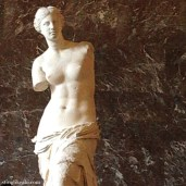 """Venus de Milo, in her half-baked shell, understood the nature of love very well, She said, 'A good love is delicious, you can't get enough too soon; It makes you so crazy, wanna swallow the moon'"" - Jupiter (Jewel)"