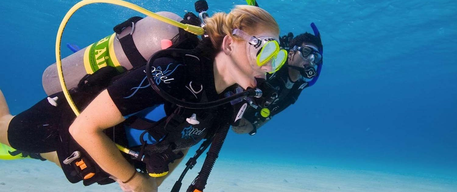 Stingray Divers - PADI Spezialkurs Enriched Air Diver Nitrox