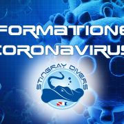 Stingray Divers - Informationen Coronavirus