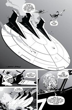 My Graphic Novel page Three