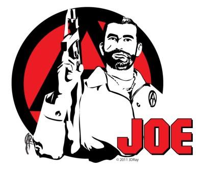 Pop Art Joe (by JDRay!)