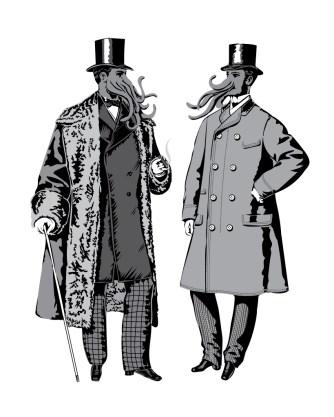 Victorian Gentlemen Cthulhu