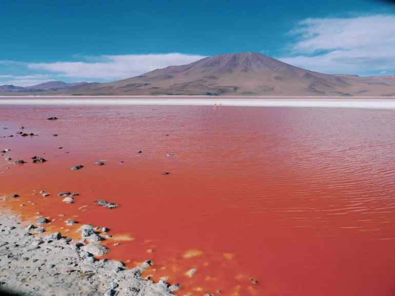 The Red Lake