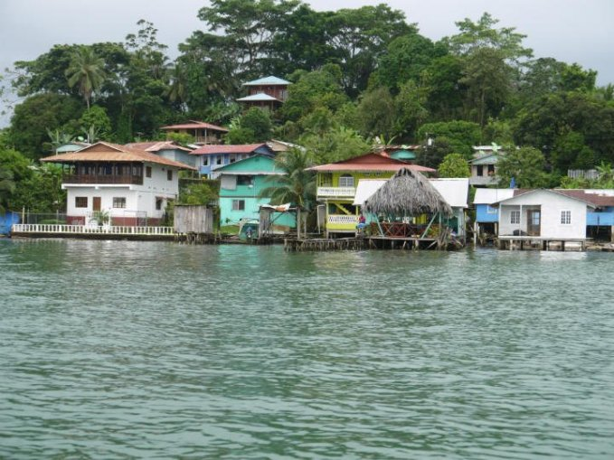 Panama is best known for jungles, beaches and islands. Bocos Del Toro