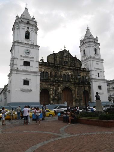 Catedral Metropolitana, Casco Viejo, Panama City