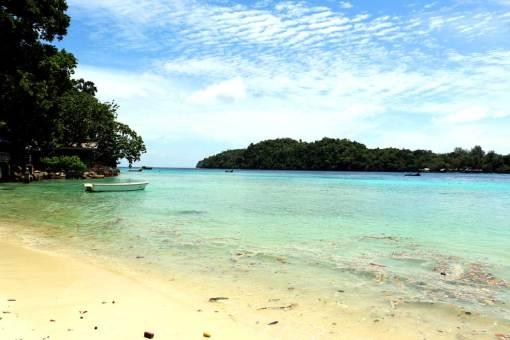 Rubiah beach, Pulau Weh