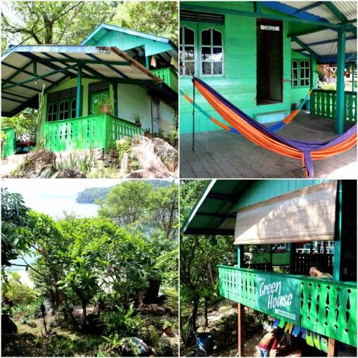 Erick's Green House, Pulau Weh island guide