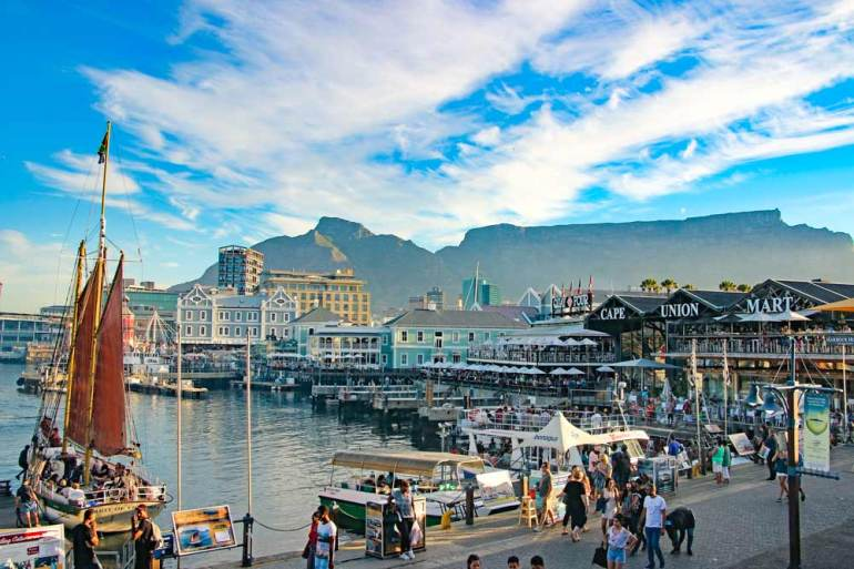 V&A Waterfront a perfect area to stay for a 3-day itinerary
